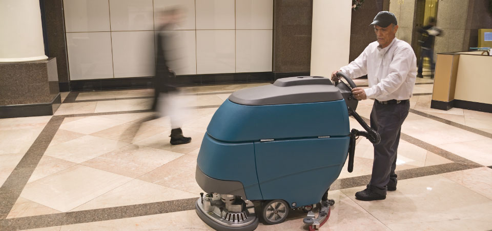 all star janitorial office cleaning floor polisher