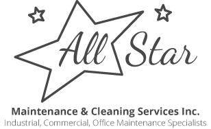 All Star Maintenance & Cleaning Services Inc.